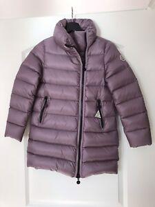 Moncler Girls Puffer Coat Jacket New Size 10