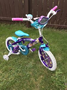 "14"" Disney's tinker Bell bike"