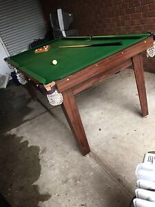 7ft pool table for sale Coburg Moreland Area Preview