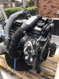 2002 TOYOTA HILUX SR5 1kz motor LOW KMS