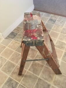 Step stool,  well used & works perfect