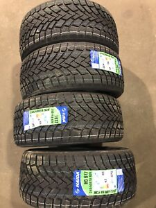 NEW WINTER 215/45/R17 TIRES