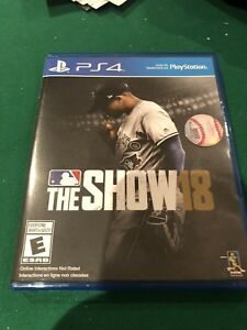 MLB the show 19 ps4 used