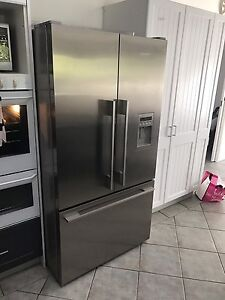 Fisher & Paykel French door fridge Revesby Heights Bankstown Area Preview