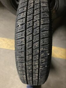 4 tires 155/80/r13 with rim