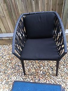 8 x Outdoor deck chairs Coorparoo Brisbane South East Preview