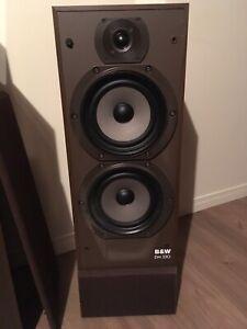 Haut-parleurs B&W DM330