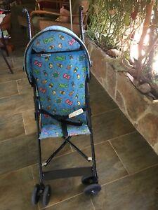 Toddler folding umbrella stroller