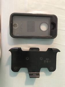 Otterbox and clip for iPhone 5s or 5SE