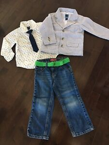 Old Navy Boys Spring Outfit - Size 3T