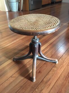Bentwood piano stool (Thonet******1910) & piano stool | Gumtree Australia Free Local Classifieds islam-shia.org