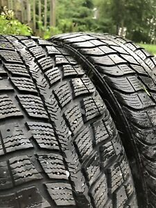 Winter tires 195 60R15