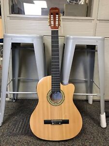 Fantasie Acoustic/Electric Guitar with Gig Bag (#316)