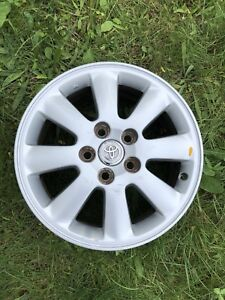 """4 mags 16"""" TOYOTA CAMRY"""