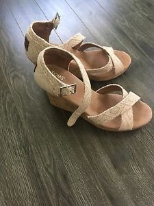 Toms Wedges - 8W