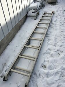 20 feet Extension ladder