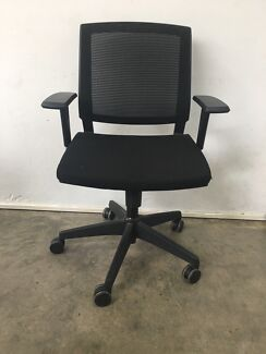 Wanted: Ergonomic business chairs