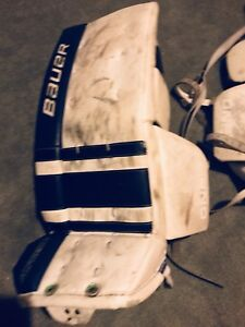 """Bauer One.7 pads 26""""+1"""