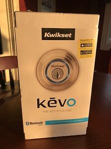 Kevo Bluetooth Enabled Deadbolt