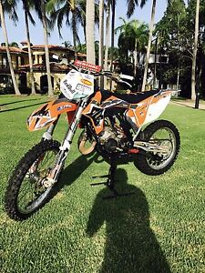 KTM 150 SX 2012 MODEL A1 MECHANICAL CONDITION!!! Woolner Darwin City Preview