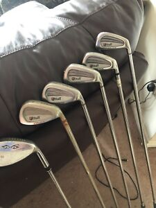 Right handed Wilson Irons