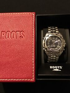 Men's roots watch