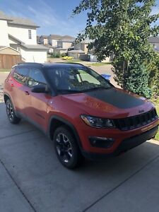 2018 Jeep Compass Trailhawk - Lease Takeover $449