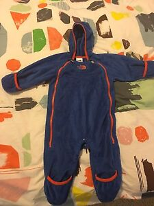 North face baby Fleece 6-12 months