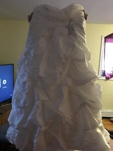 Size 24 wedding dress