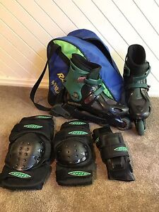 Rollerblades size 9 Rosanna Banyule Area Preview