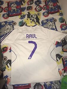 Official Real Madrid, Raul jersey