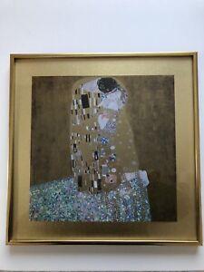 Gustav Klimpt framed prints
