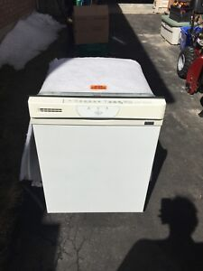 Kenmore elite dishwasher with stainless steel tub