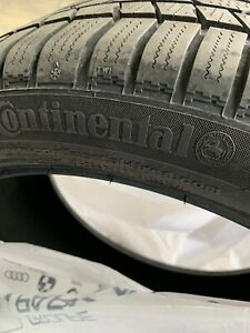 2 continental and 2 Blizzak winter tires 245-40-19 Bmw 535