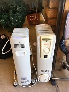 Electric heaters Para Hills West Salisbury Area Preview