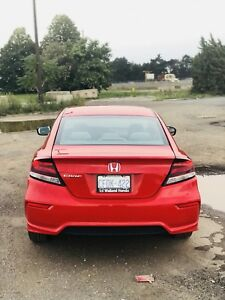 2014 civic coupe