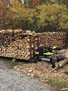 Face Cord of Mixed Firewood for Sale $100