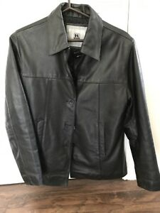 Women's Small Genuine Leather jacket