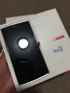 Mint Oneplus One 64Gb with box and accessories Unlocked