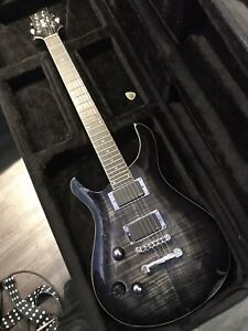 Indie Guitar Co - IPR Black gauchère / left handed
