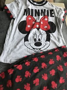 Minnie Mouse PJs - ladies size small