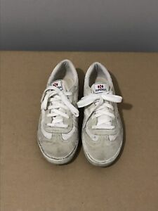 Size 6 Superga Sneakers