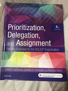 Prioritization & Delegation by LaCharity 4th Edition