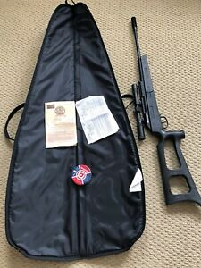 Beeman Air Rifle combo with scope and accessories
