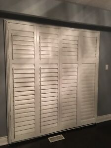 Quality California Shutters AND CUSTOM Made blinds