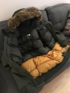 Manteau The North face Gotham || duvet