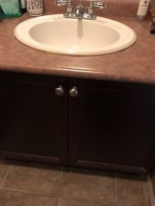 Bathroom Vanities plus Faucets