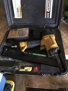 Bostitch 16 gauge nailer