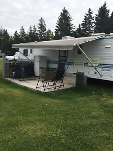 Trailer for rent for the Cavendish Beach Music Festival!!