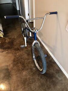 S&M BMX bike